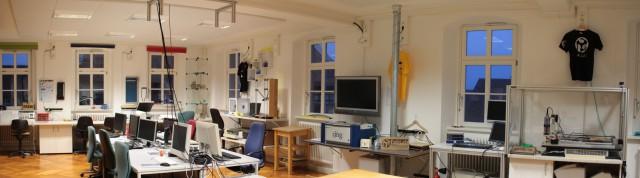 Das Lab von Innen