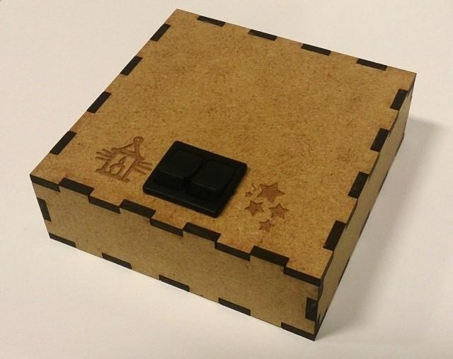 Schalter-Box