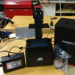 Wanhao Duplicator 7 mit Equipment