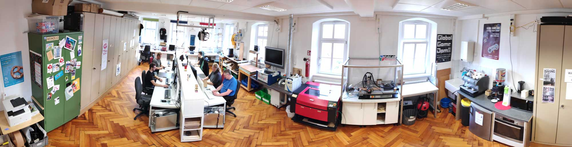 FabLab Rothenburg 2020
